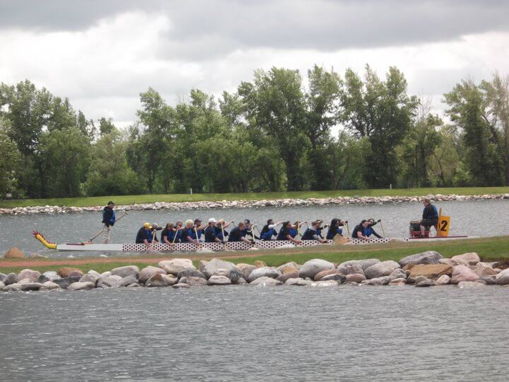 Lethbridge Dragon Boat Festival Recap