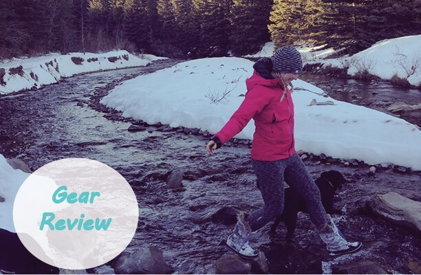 Finding Winter- Mountain Hardwear Gear Review