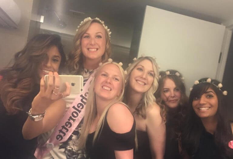 Sweetest Bachelorette in Vancouver