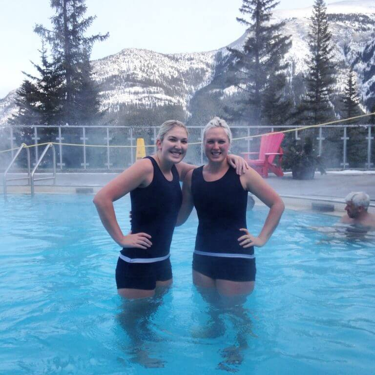 Active things to do in Banff