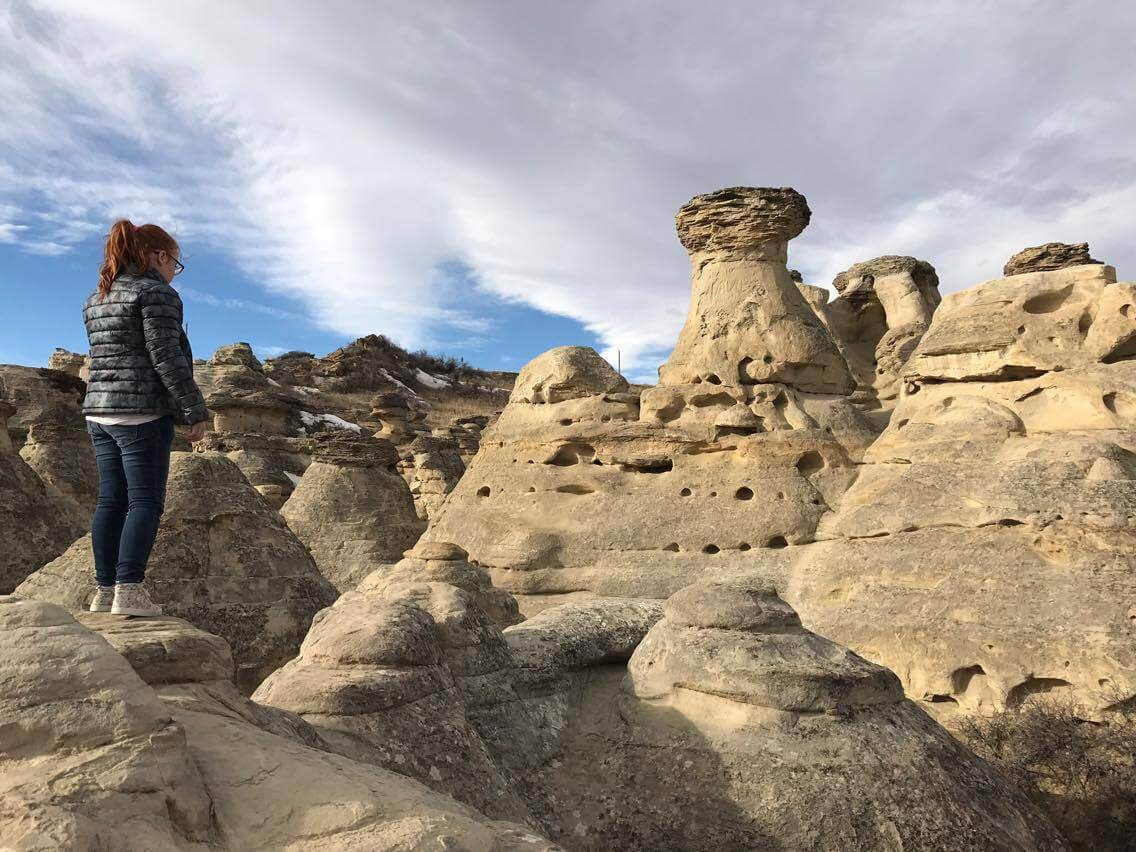 Family Fun Day at Writing on Stone Provincial Park