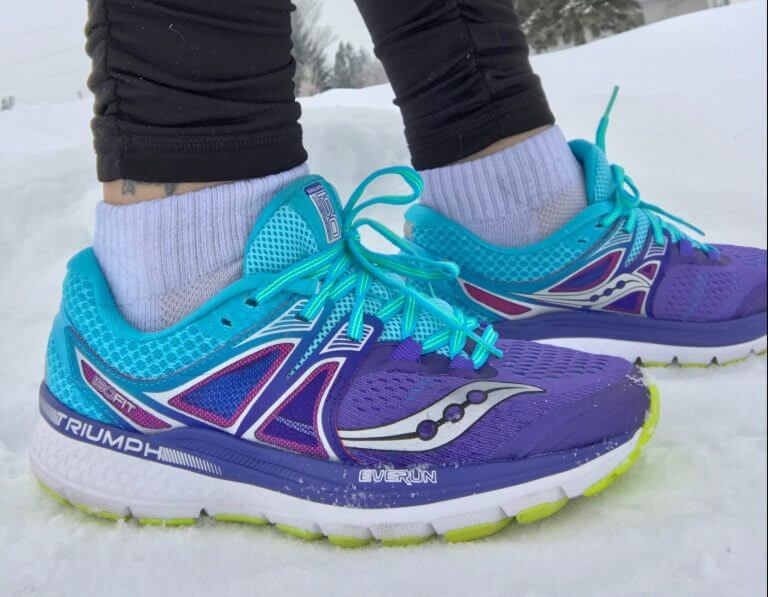 Saucony Triumph ISO3 Shoe Review