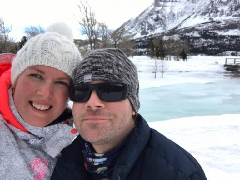Windy Weekend in Waterton