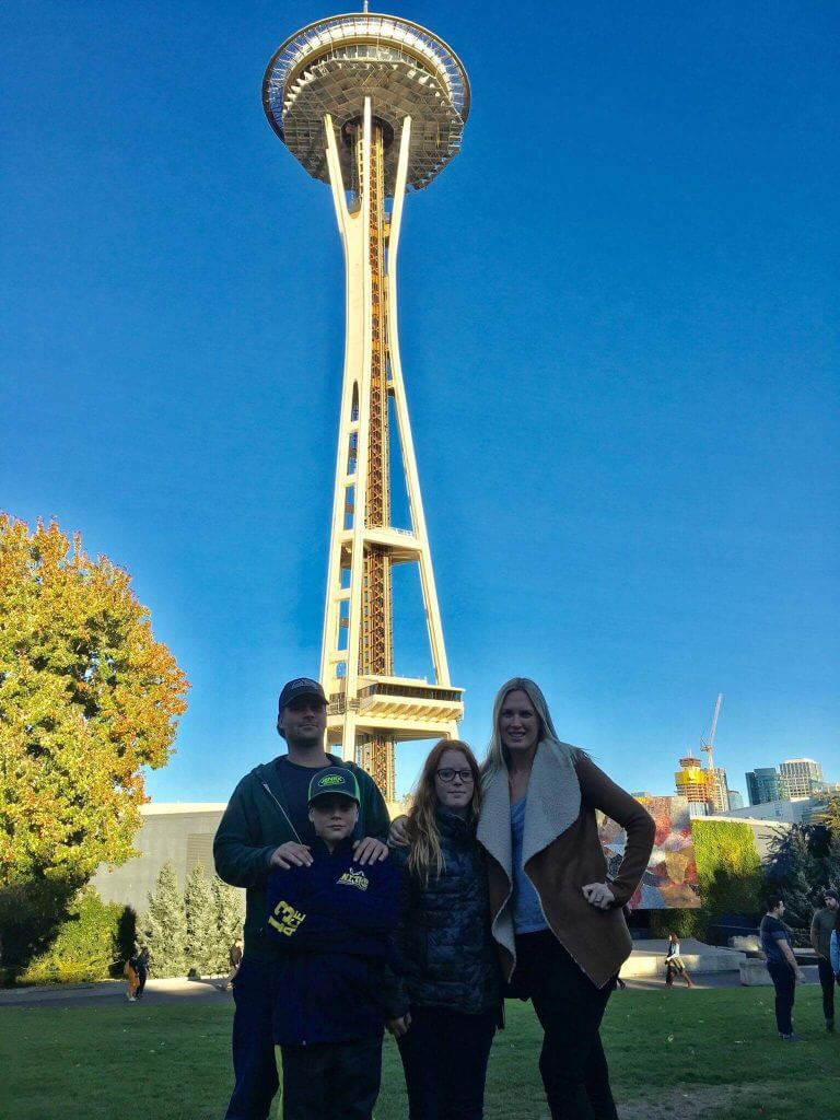 One Short Day in the Emerald City (Seattle)