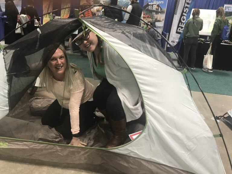 A Day of Fun at the Calgary Outdoor Adventure & Travel Show