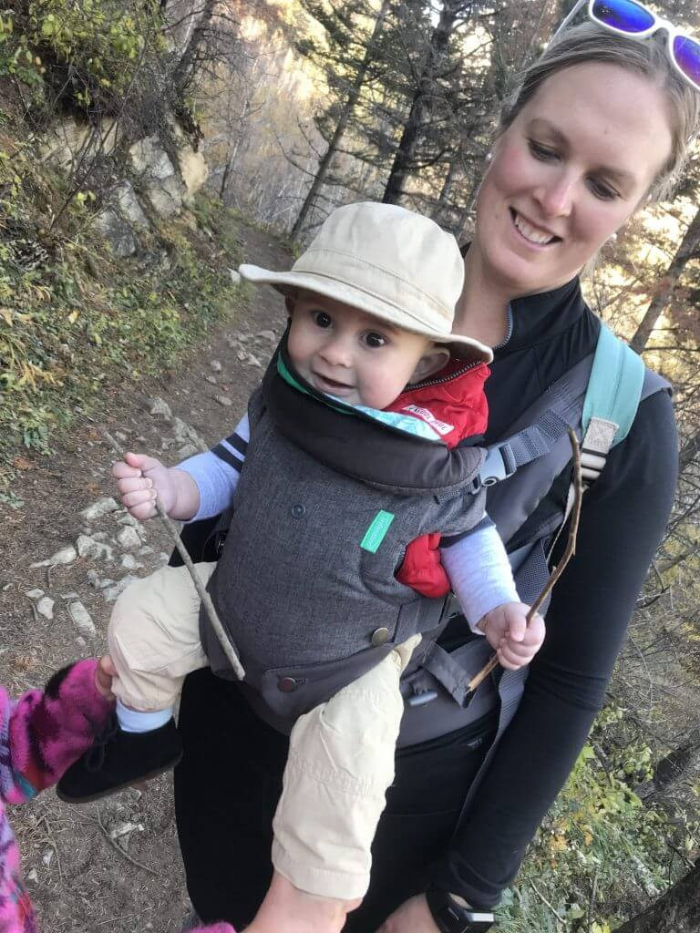 Fall Hike on Bertha Trail