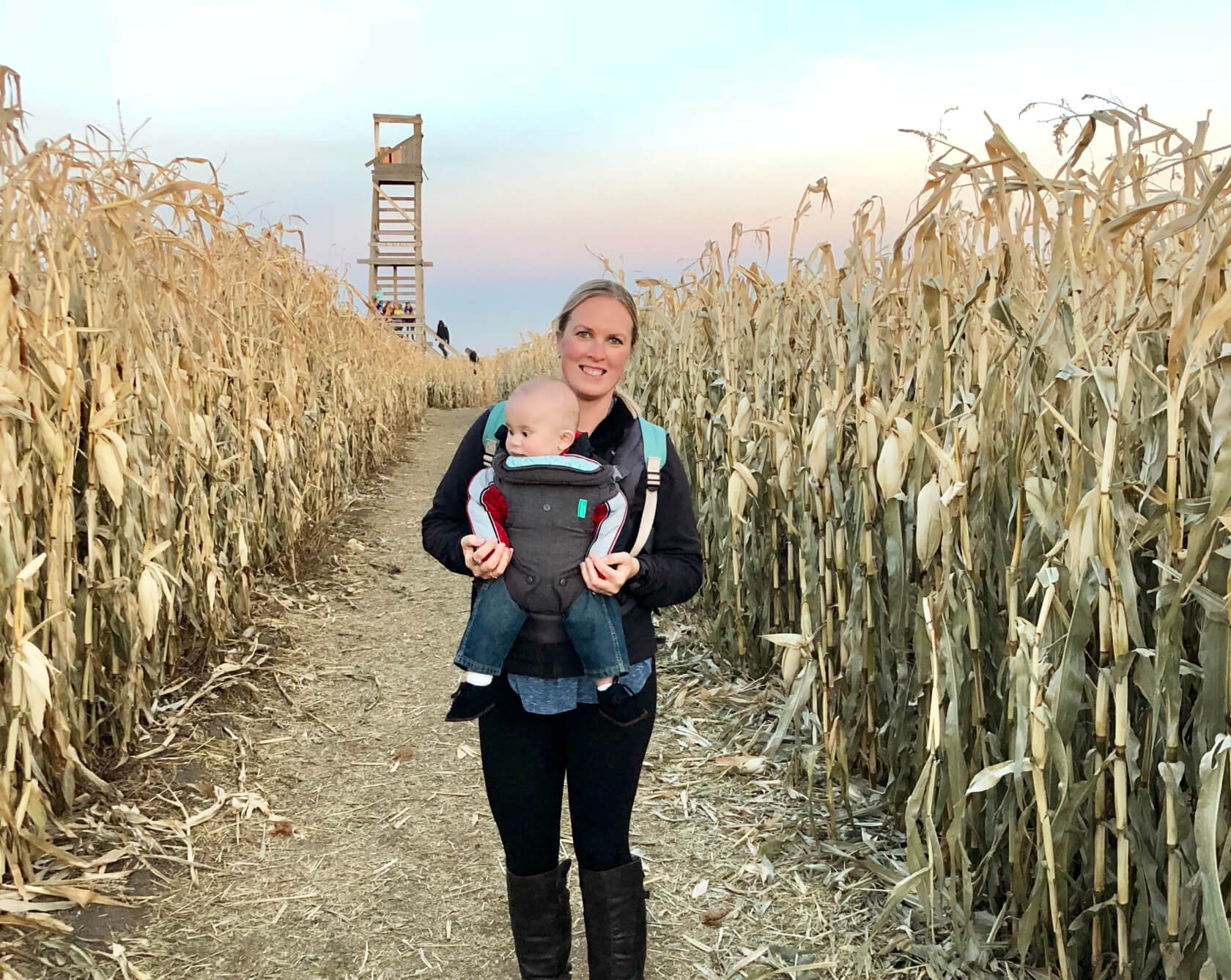 A Fun Filled Evening at Lethbridge Corn Maze