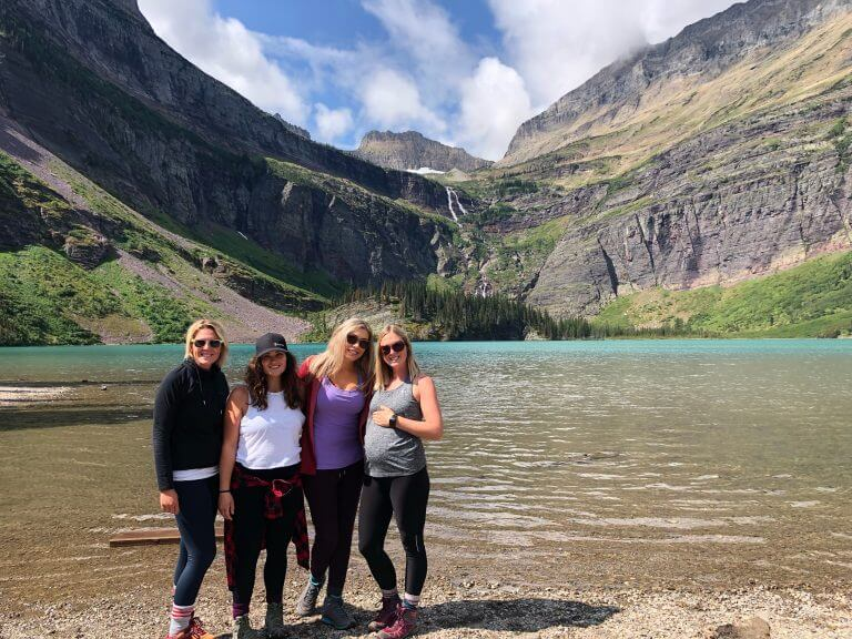 Moms Weekend Away at Glacier National Park